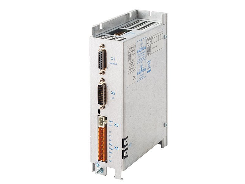 The 230 VAC positioner XtrapulsEasy is a performing drive.